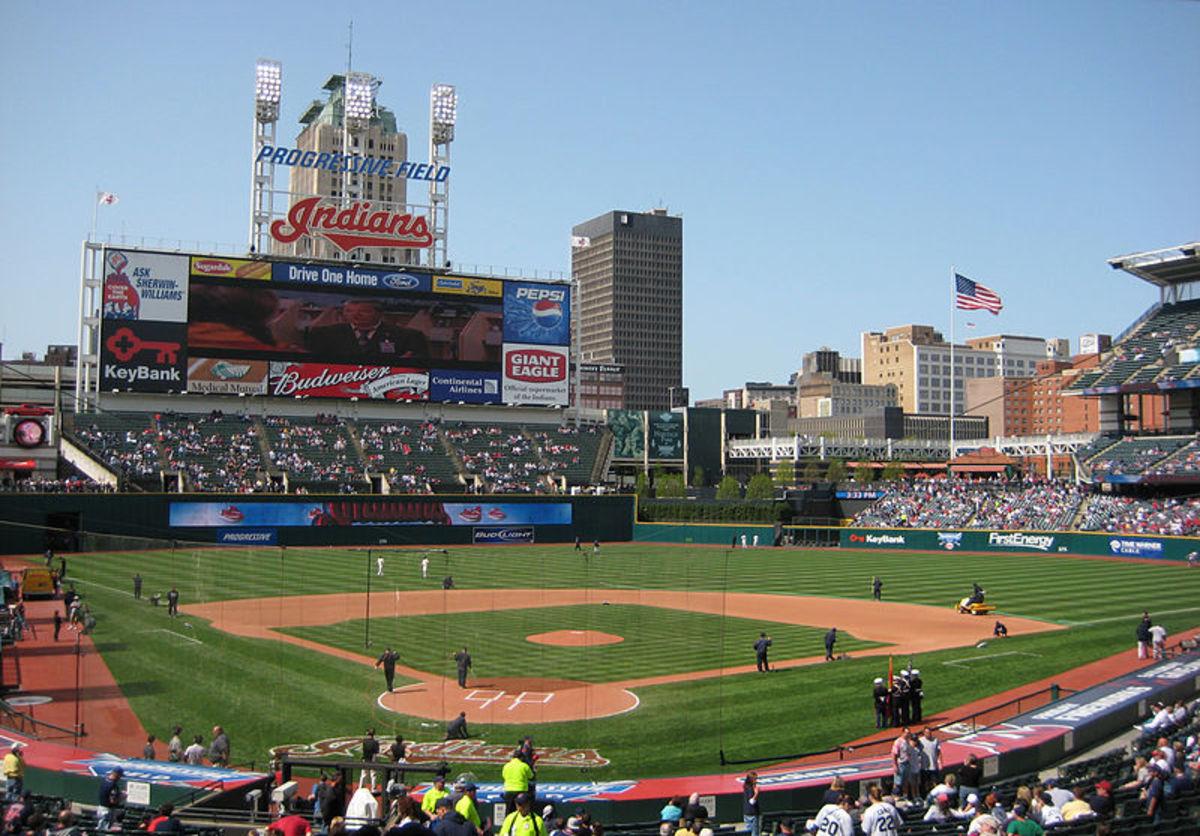 Progressive Field (Cleveland Indians)