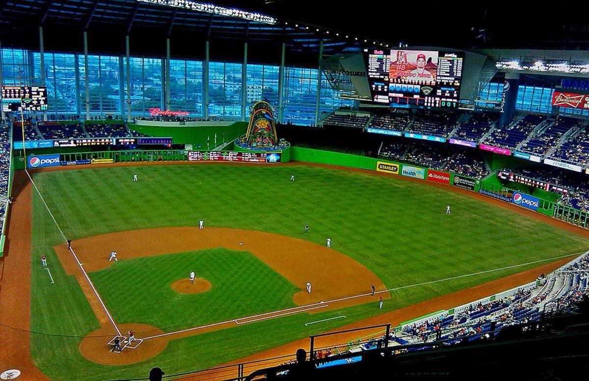 Marlins Park (Miami Marlins)