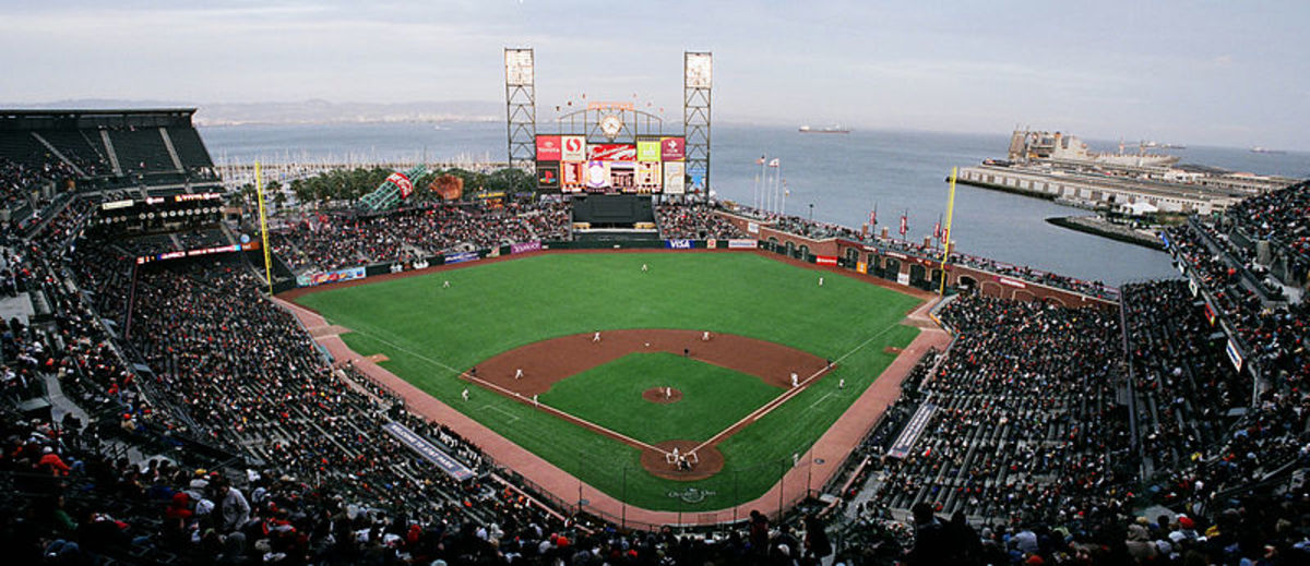 AT&T Park (San Francisco Giants)