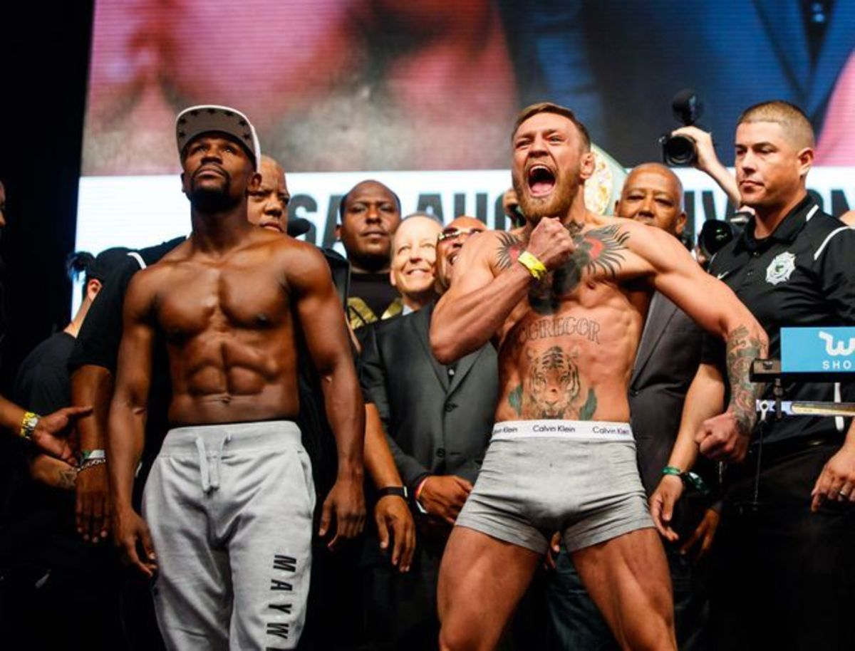 Both fighters are not slouches and are in prime athletic shape.  However, the difference is in their muscle memories and how they are internally formed. One is focused on endurance, the other on speed and quickness.
