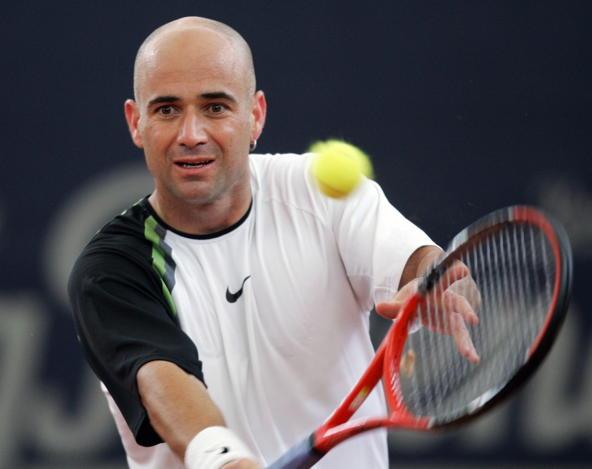 Andre Kirk Agassi