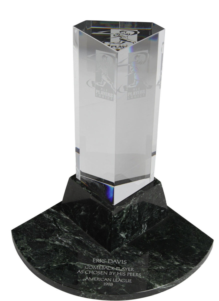 Comeback Player of the Year Trophy
