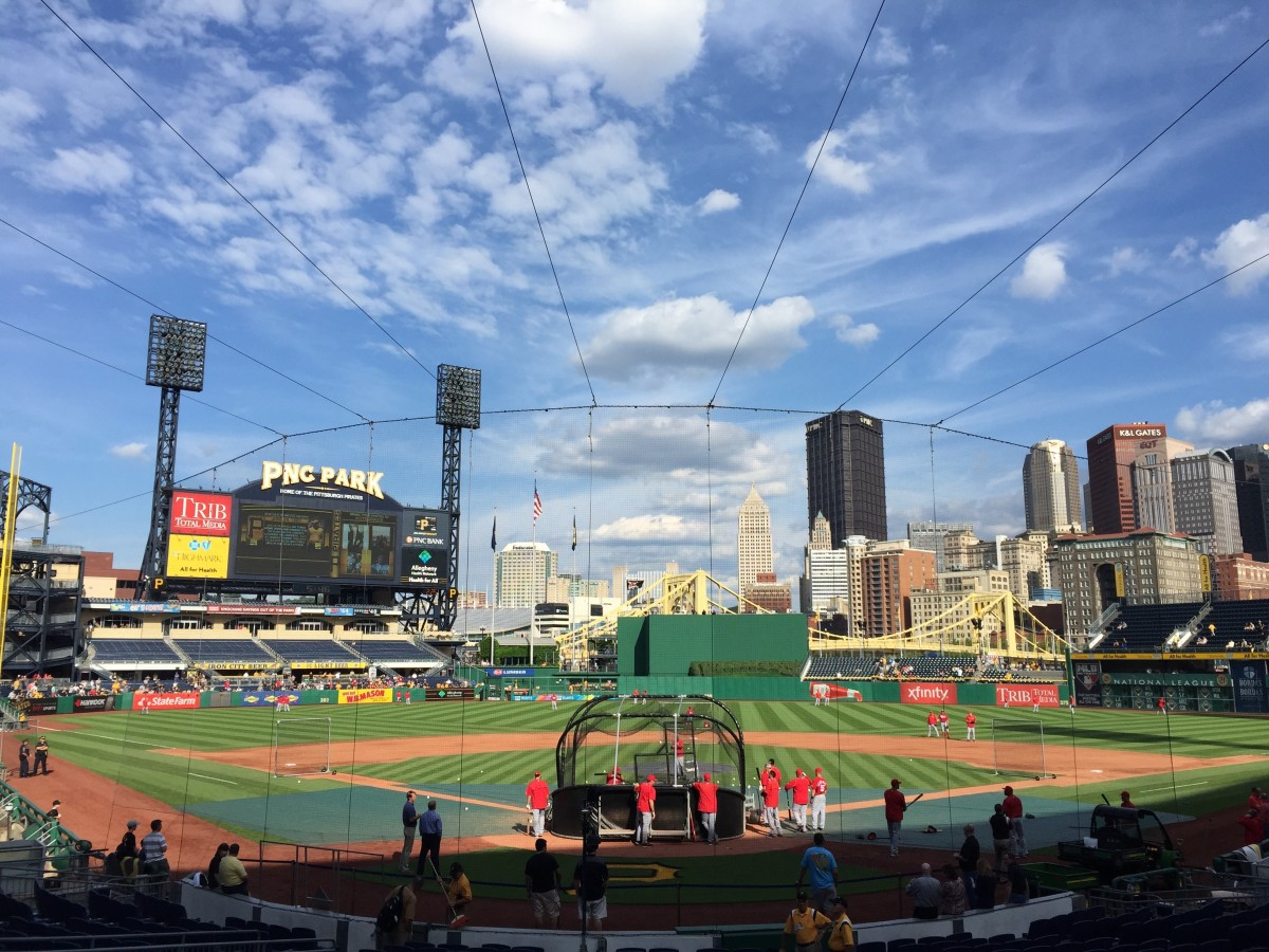 Top Ten Major League Ballparks