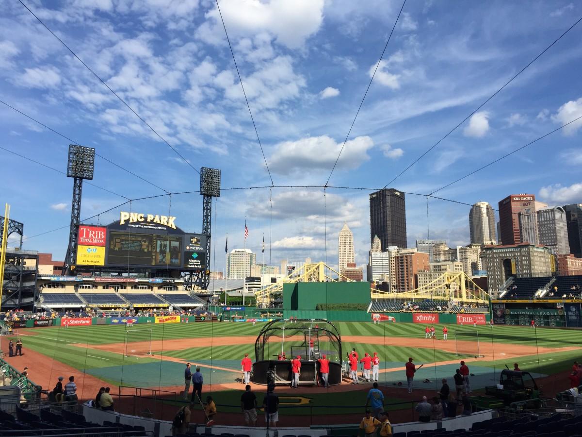 Top Ten Major League Ballparks