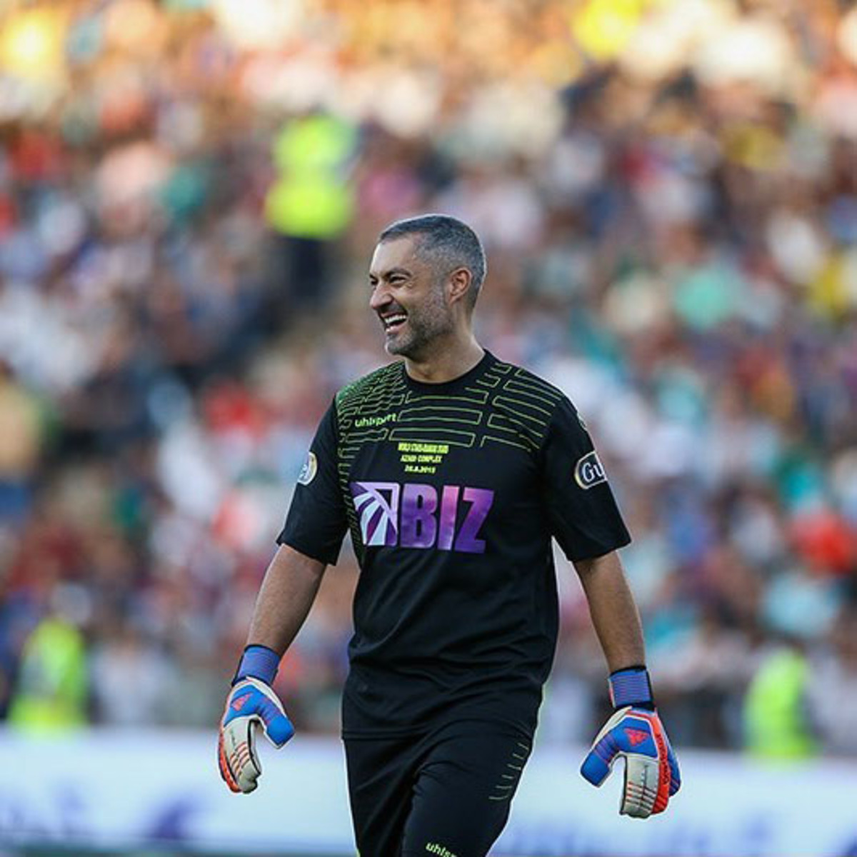 Vitor Baia is a goalkeeper whose career has spanned nearly two decades.