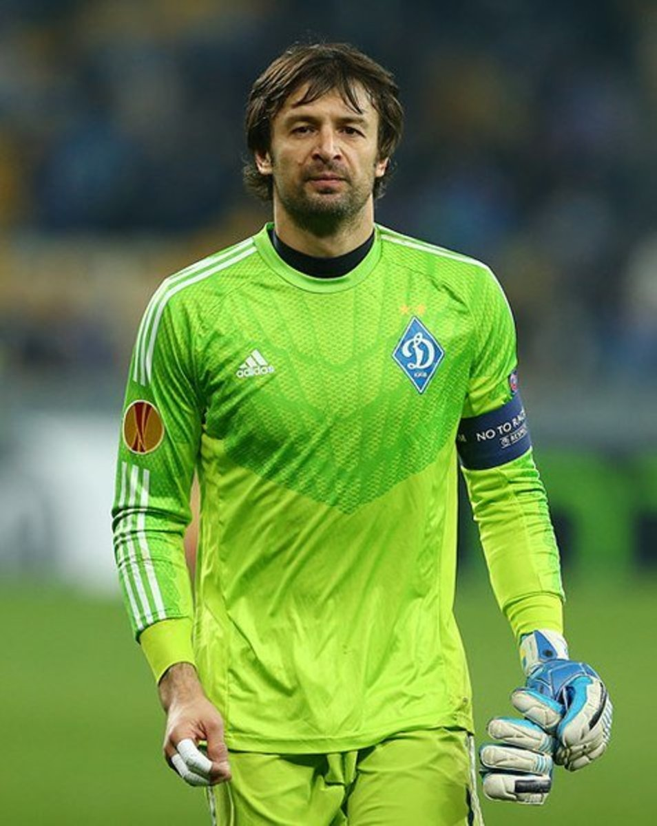 Oleksandr Shovkovskiy became famous for his ability to save penalty shots.