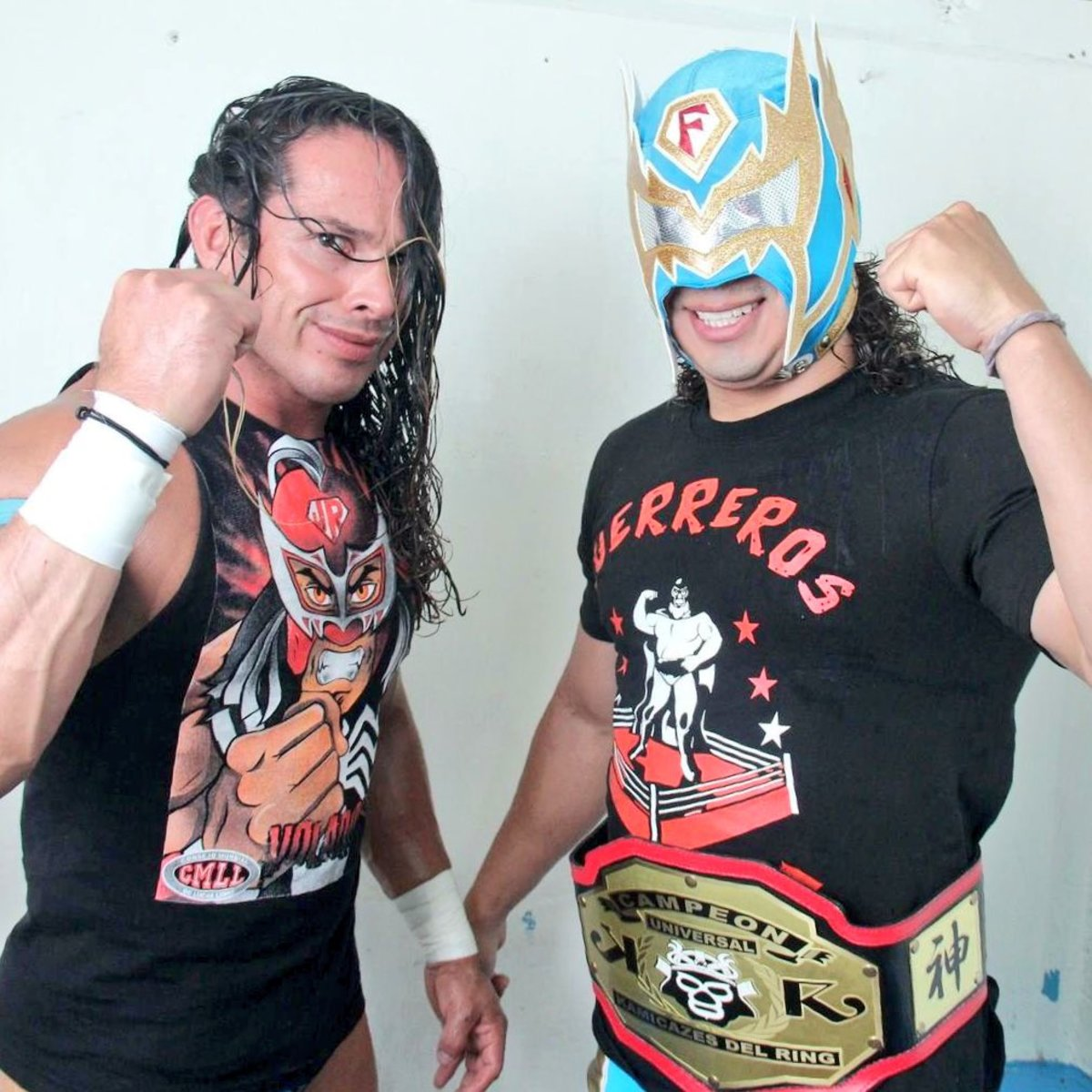 Volador Jr. and Flyer