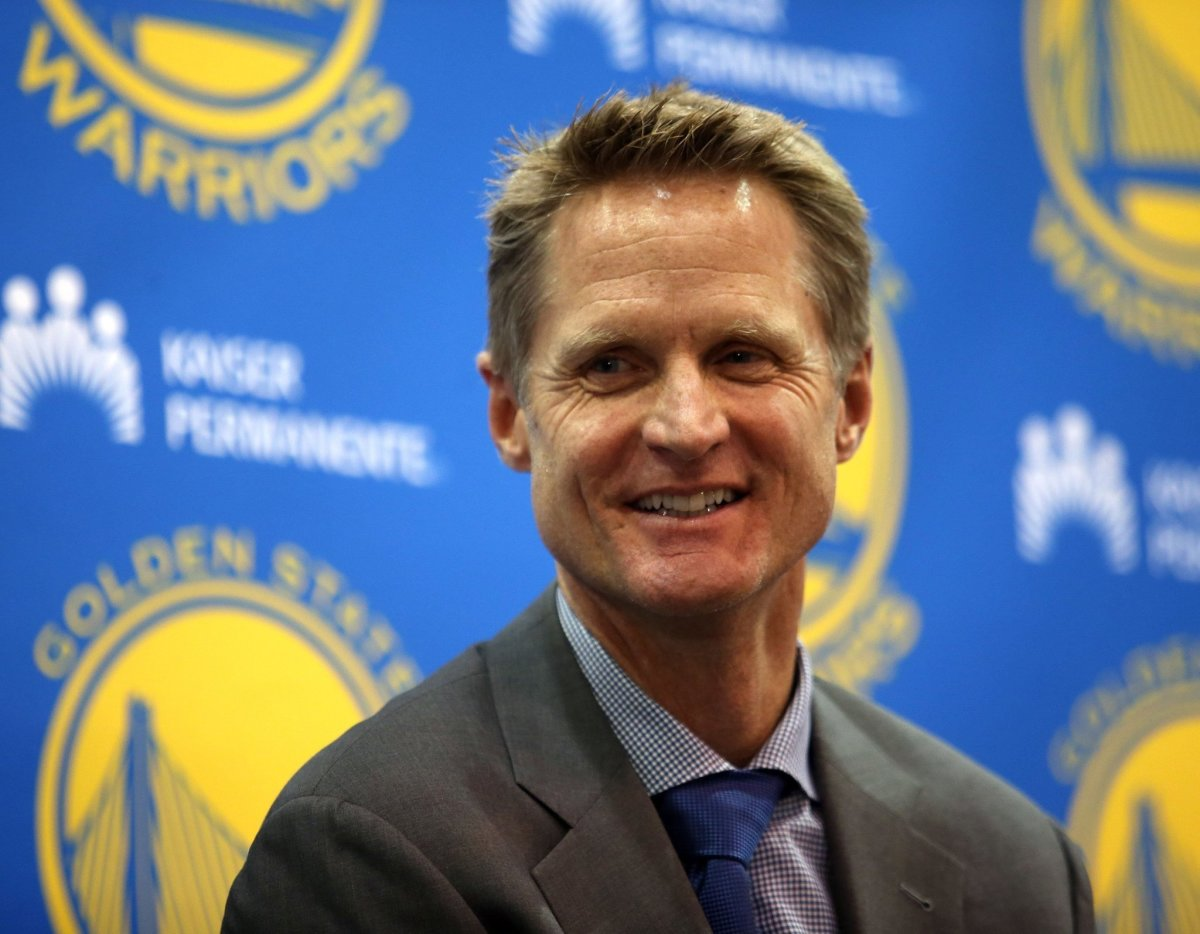 Before Steve Kerr was the coach of the Golden State Warriors, he was a key contributor to the Chicago Bull's dynasty.