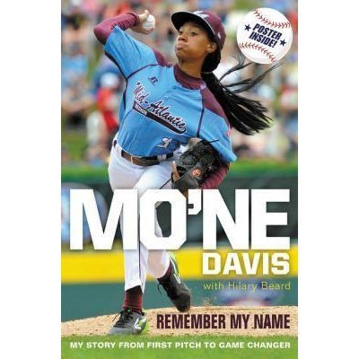 Mo'ne Davis memoir