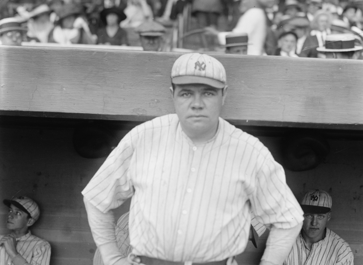 In 1920 Babe Ruth was sold from The Red Sox to the New York Yankees.The Curse of the Bambino became nearly as legendary as Babe Ruth himself.