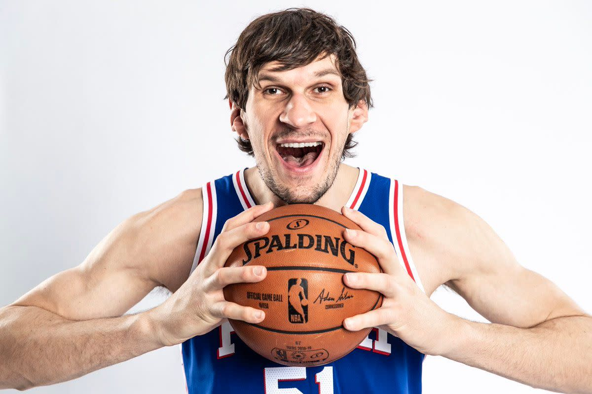 In 2015, Boban Marjanović earned an All-EuroLeague First Team selection.