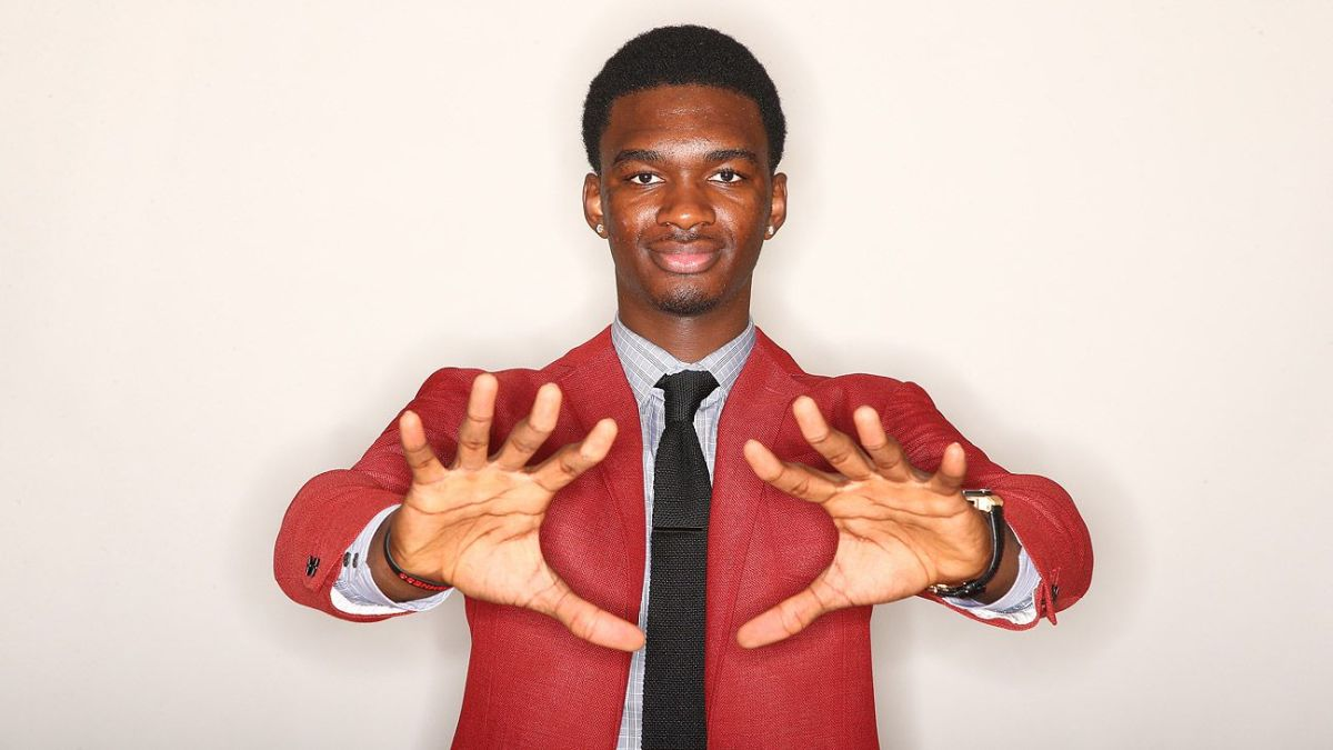 Noah Vonleh was drafted by the Charlotte Hornets in 2014. He is currently signed to the New York Knicks.