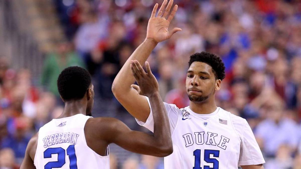 Jahlil Okafor is currently a center for the New Orleans Pelicans.