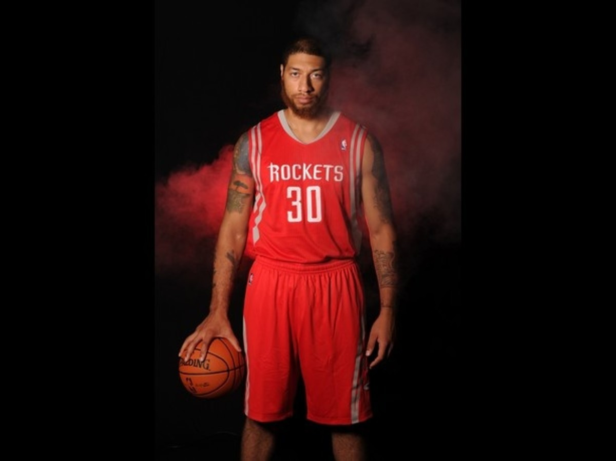 Royce White currently plays for Auxilium Torino in the Italian LBA.