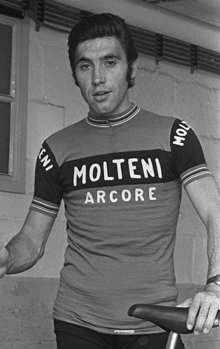 Eddy Merckx - Nationaal Archief - Anefo / Bert Verhoeff via Nationaal Archief