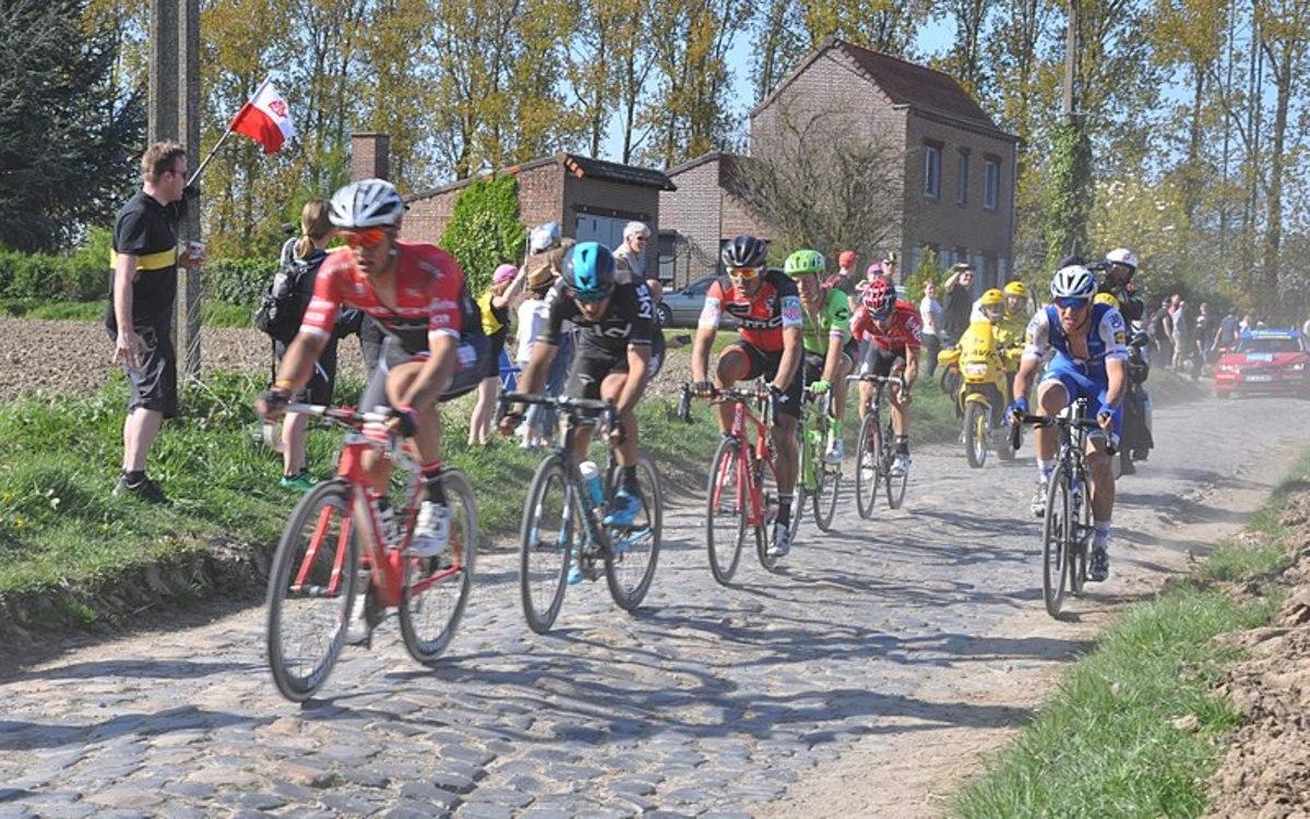 Paris-Roubaix 2017 - Felouch Kotek -  CC-BY-SA-4.0