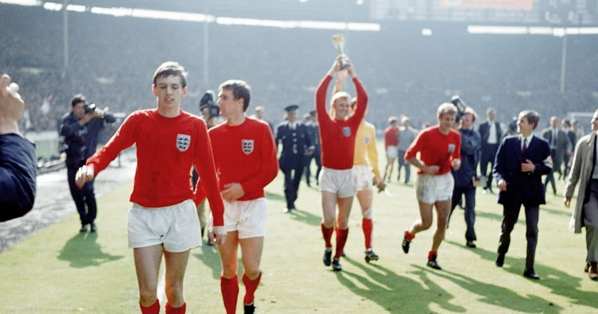 No one knows the truth about England's 1966 goal against West Germany.