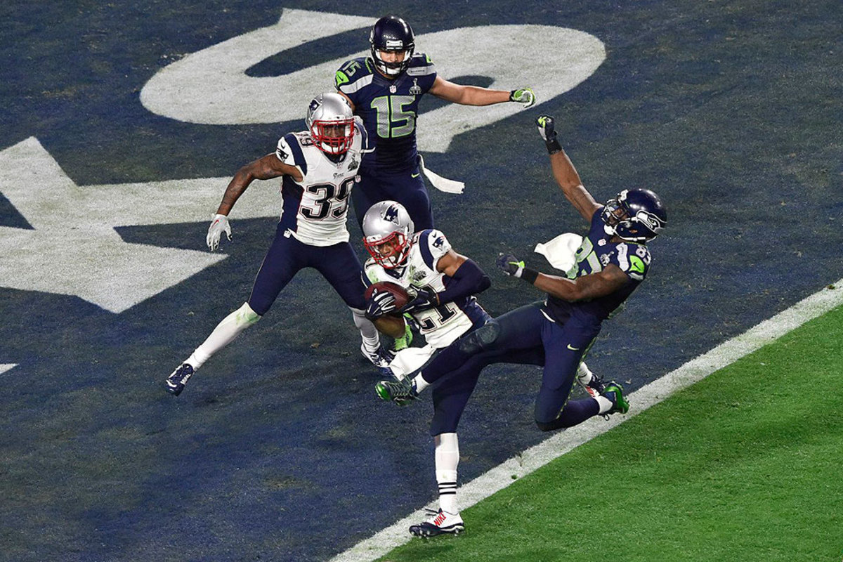 Malcolm Butler Endzone Interception