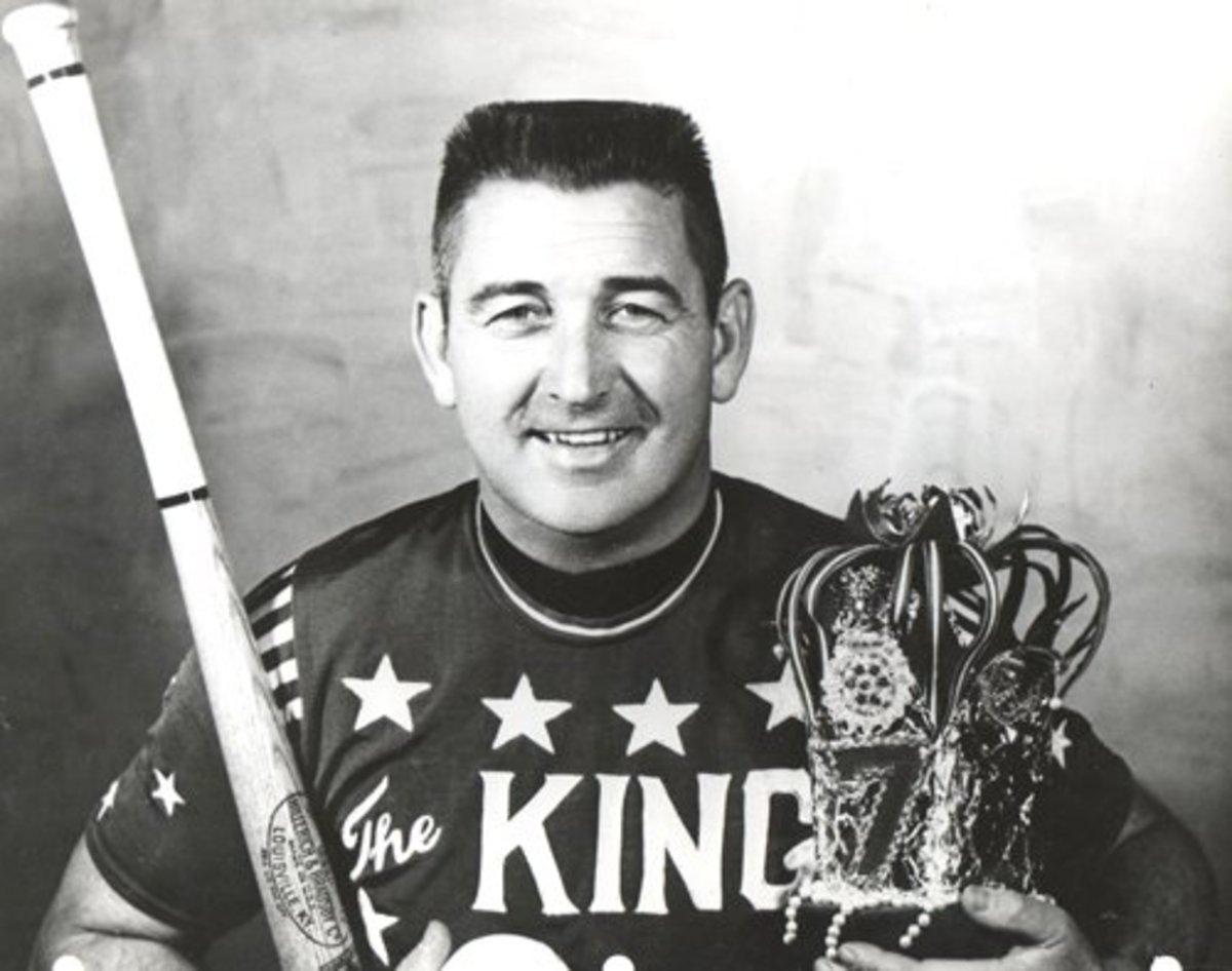 Eddie Feigner promotional picture.