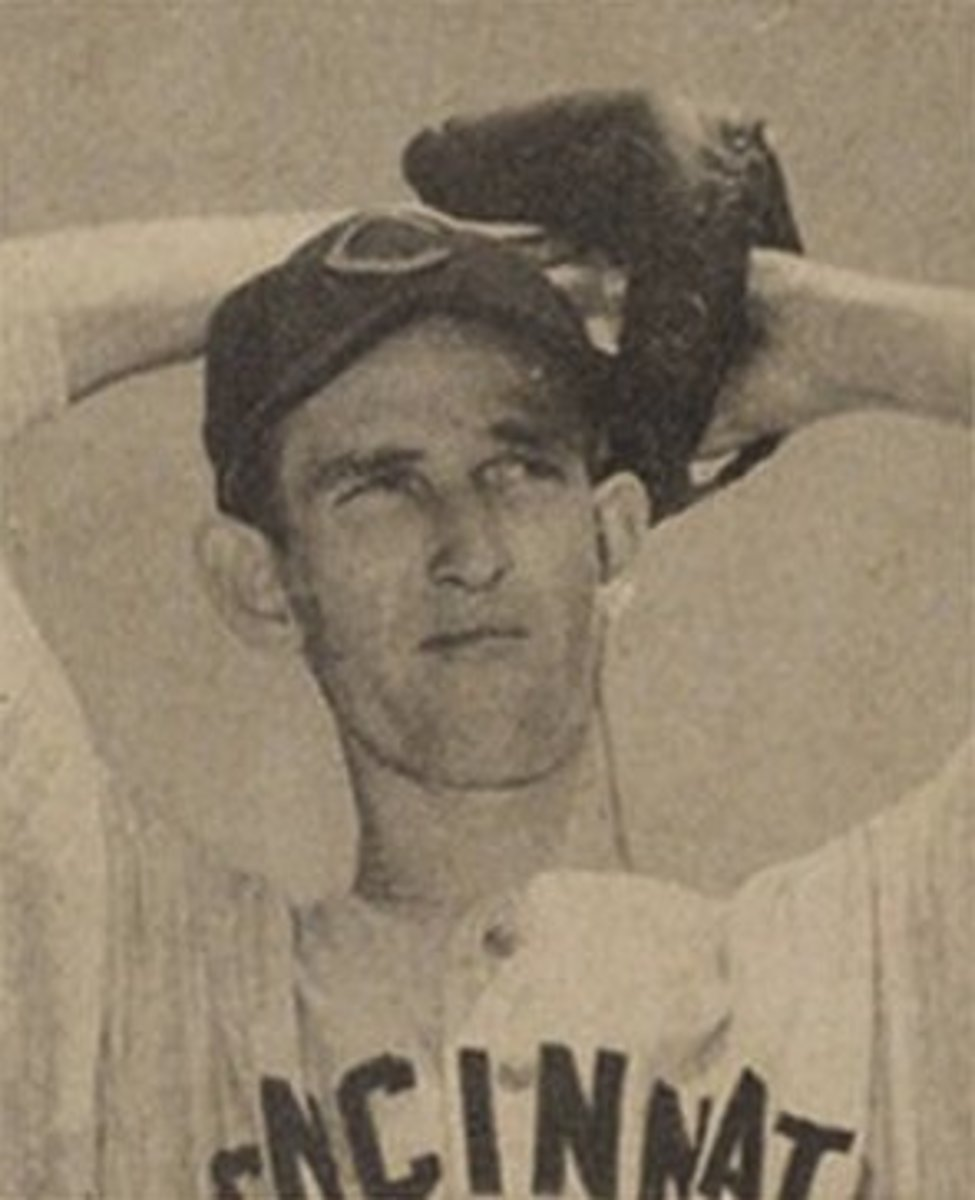 Ewell Blackwell came within two outs of duplicating Vander Meer's double no-hitters in 1947.