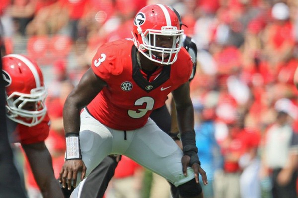 Roquan Smith, LB, Georgia