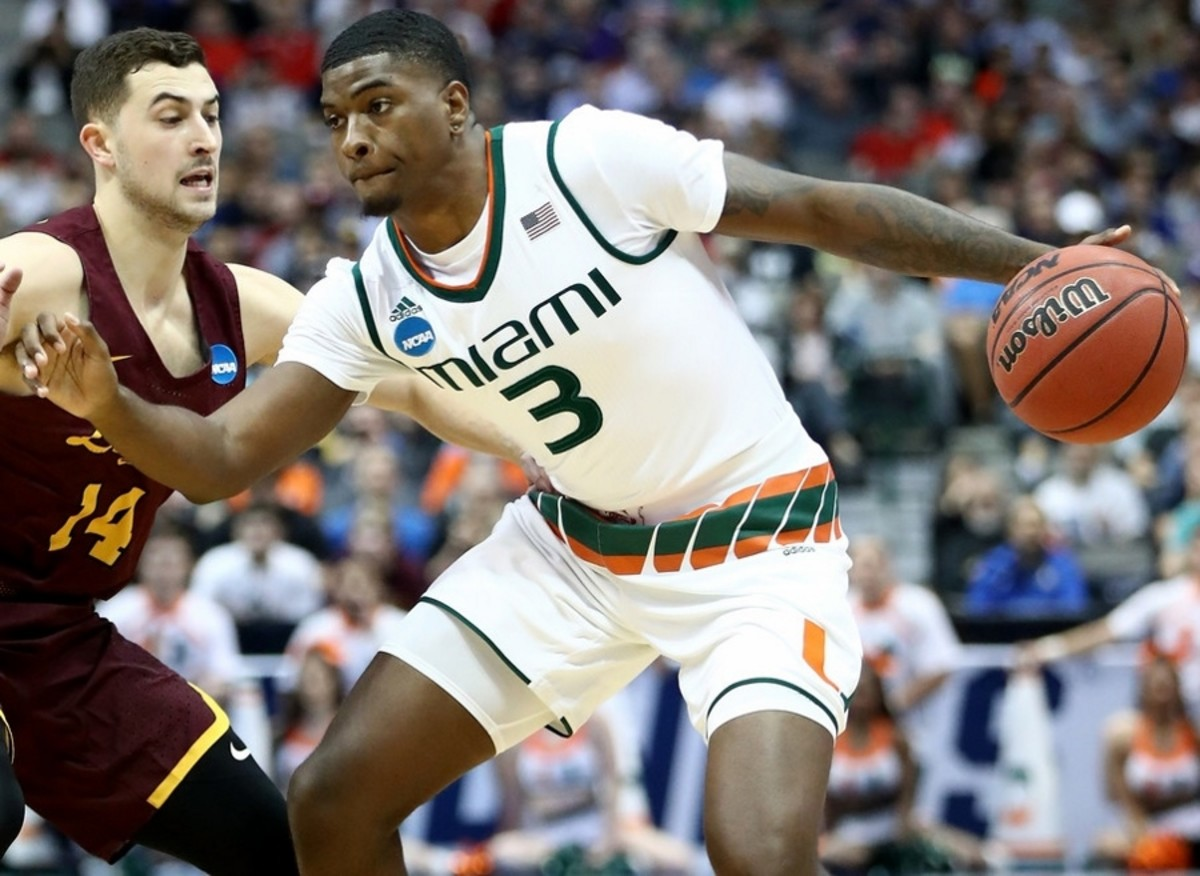 Jim Larranaga will ask much more of Anthony Lawrence as a senior.