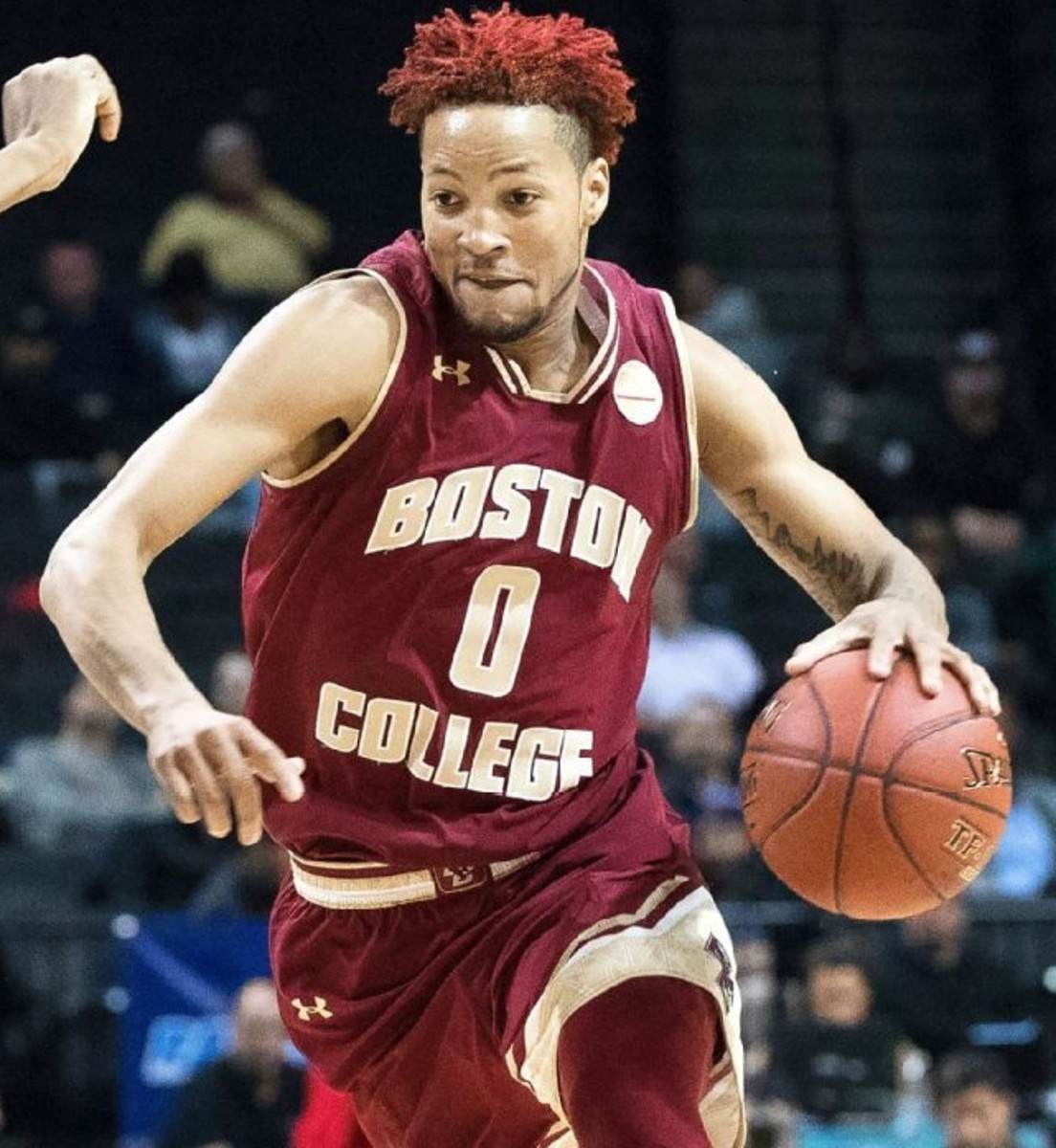 If you haven't seen Boston College play (which is totally understandable), Ky Bowman is good.