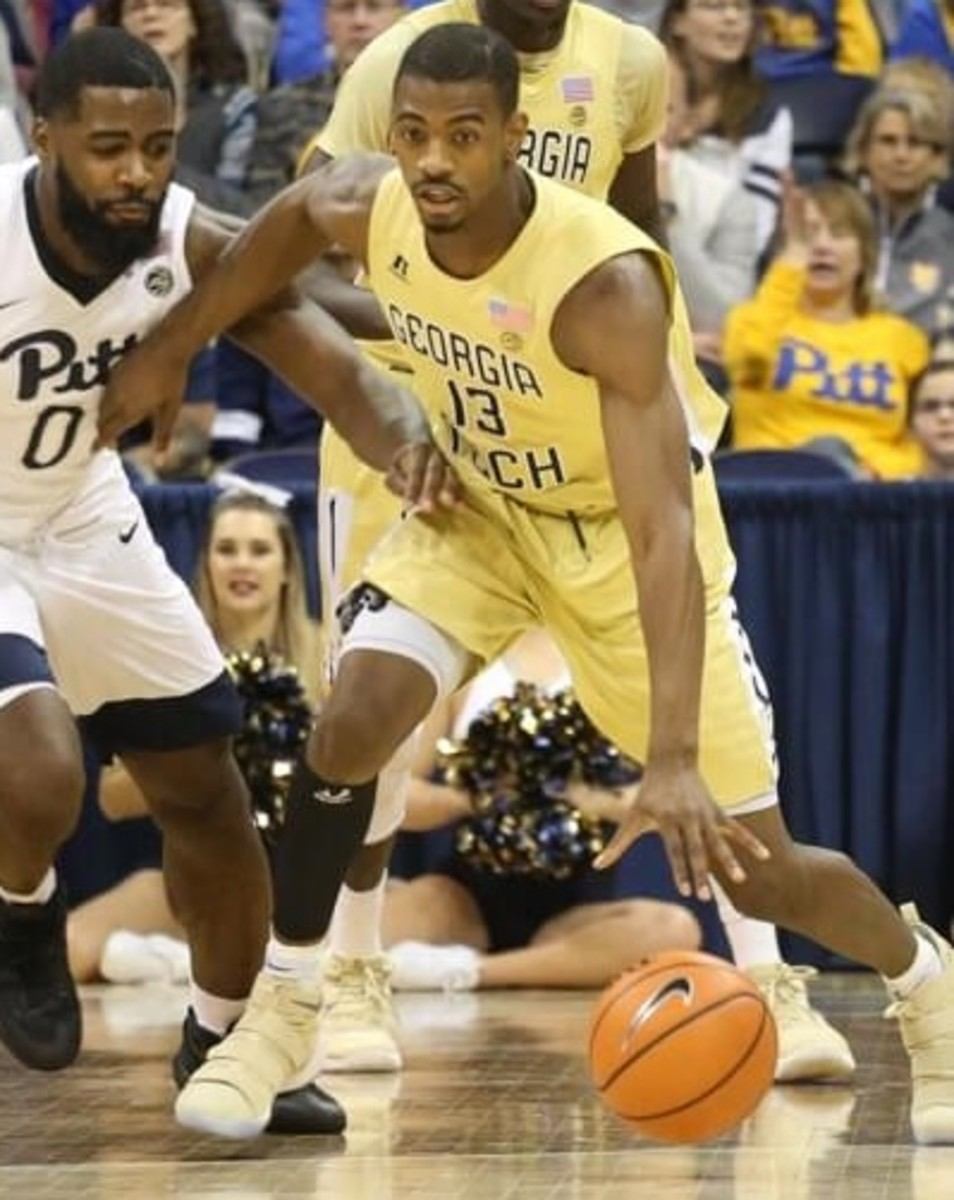 If Curtis Haywood can return to pre-injury form, Georgia Tech could still have a postseason.