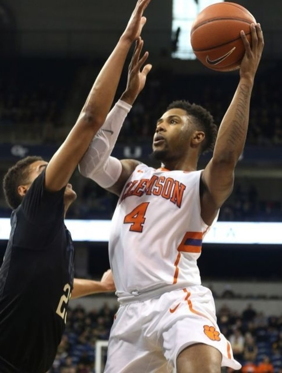 Clemson will have to have more passing from their guards.
