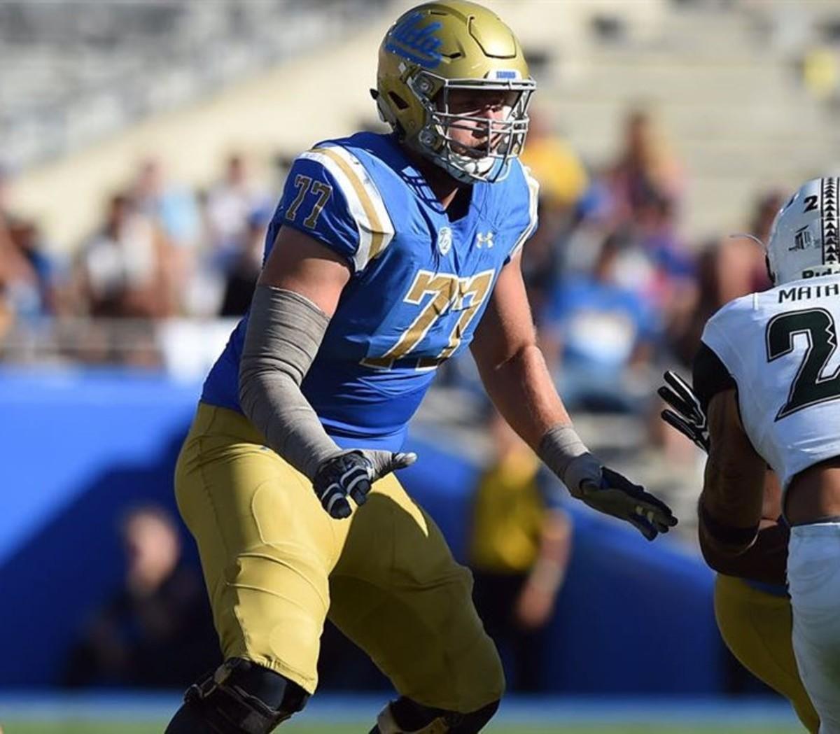 Kolton Miller, T, UCLA