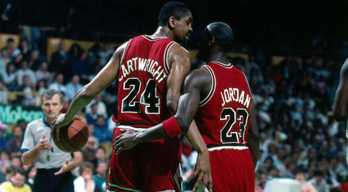Bill Cartwright proved to be a key cog in the Bulls' first three-peat.