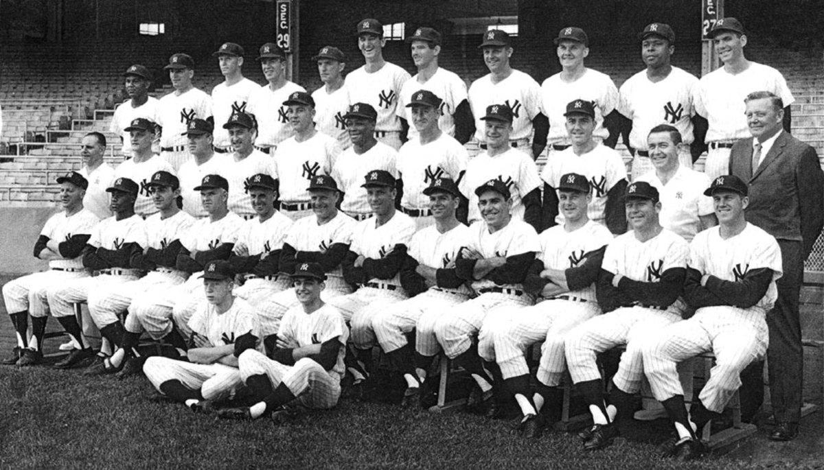 1963 New York Yankees