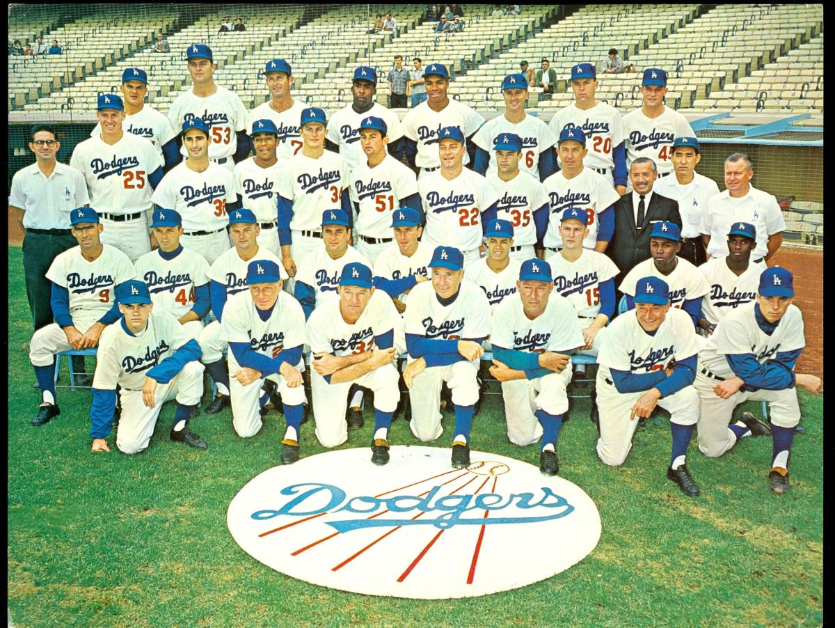 1963 Los Angeles Dodgers