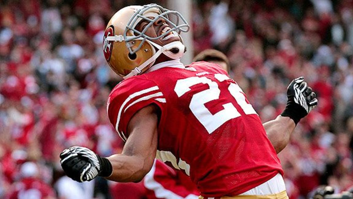 San Francisco 49ers: Nate Clements