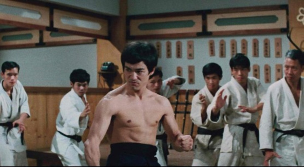 "Films like ""Fist of Fury"" famously depict competing disciplines fighting each other in order to establish their superiority. This trope though is rooted in truth. It was very common in many cultures to have different schools fight one another."