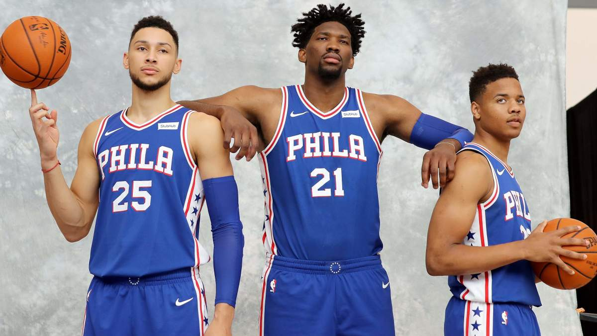 Will the Sixers dominate the league? Only time will tell.
