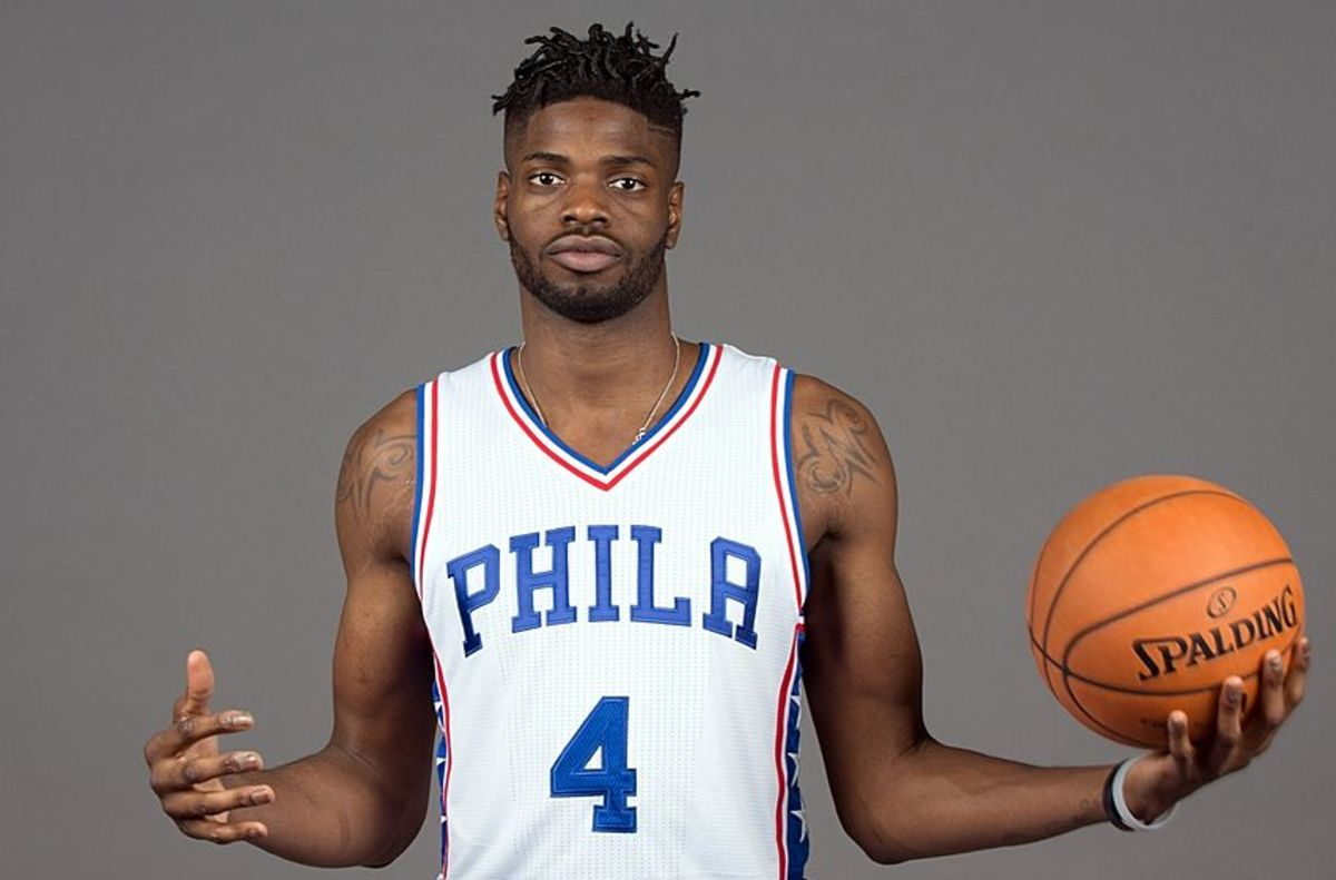 At one point in time, Nerlens Noel was the most coveted prospect in the nation.