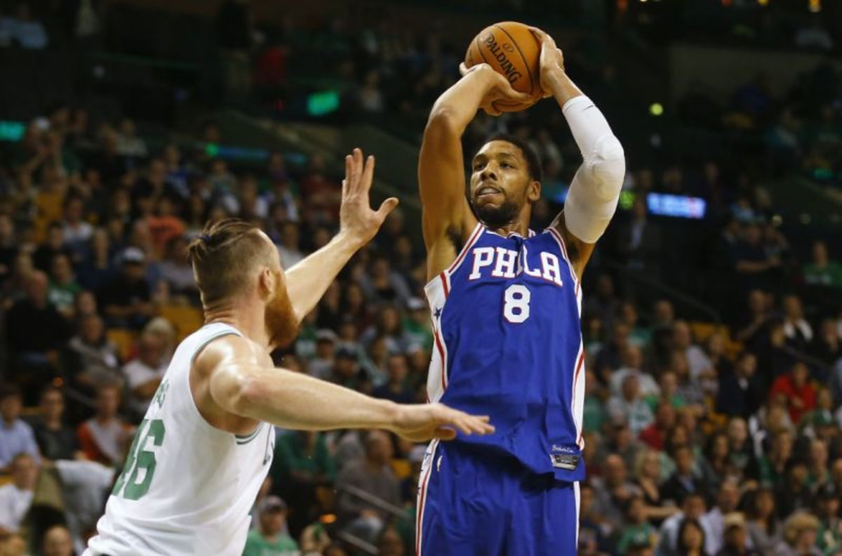Jahlil Okafor was supposed to be the second coming of Tim Duncan.