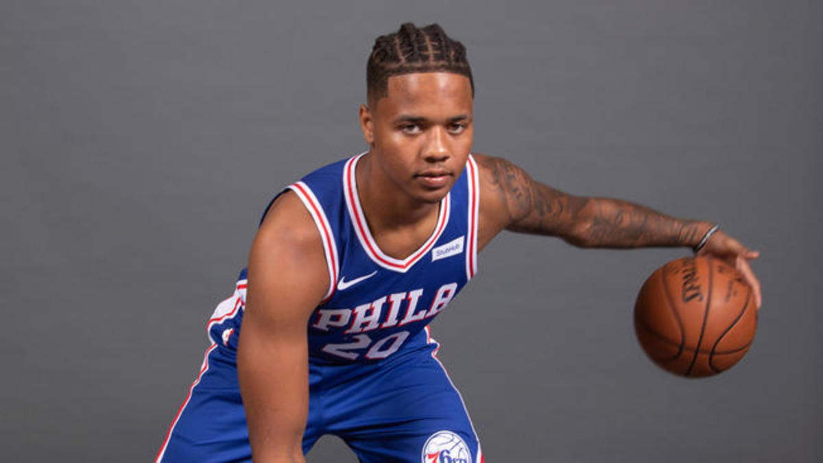 Markelle Fultz was the most coveted player of his draft class.