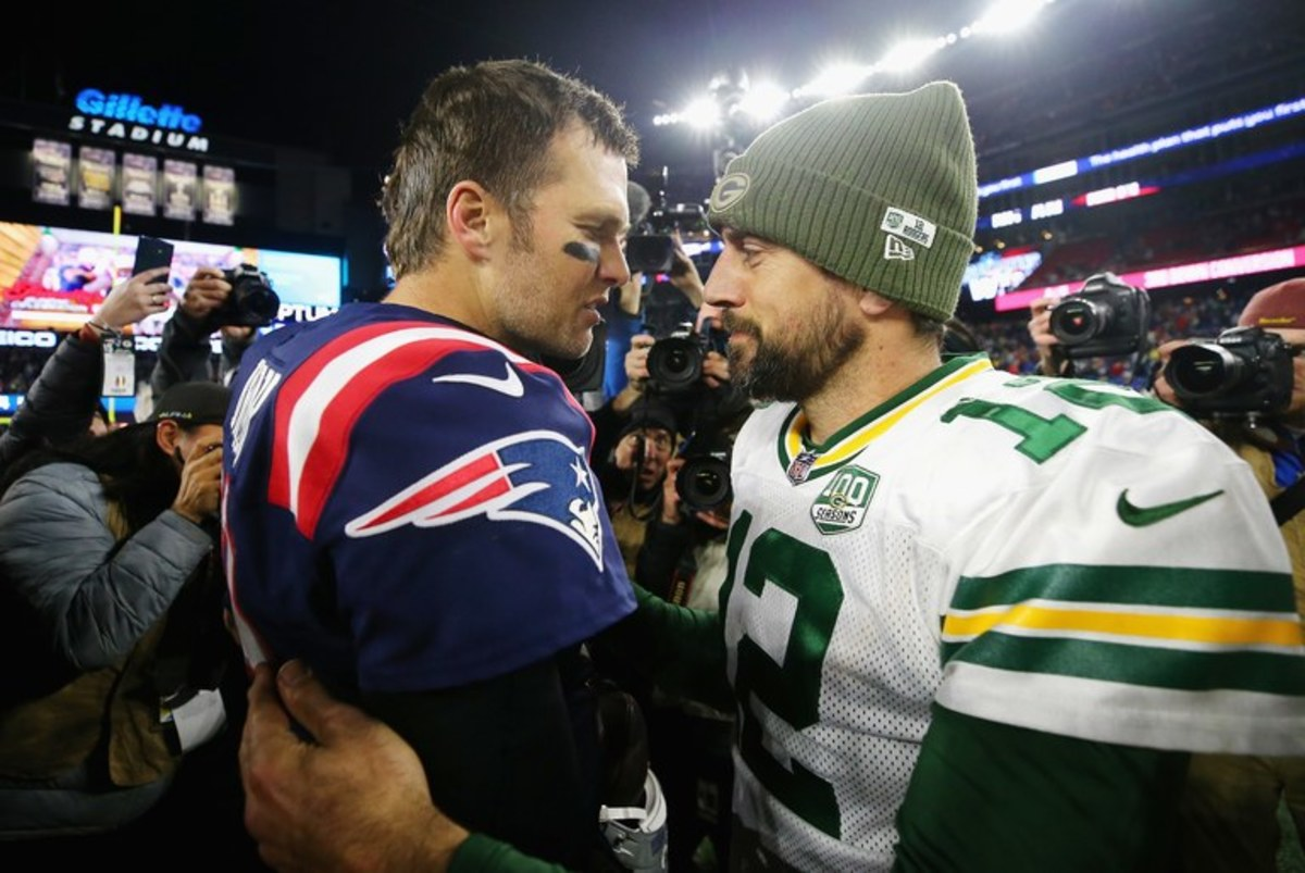Is Aaron Rodgers overrated?