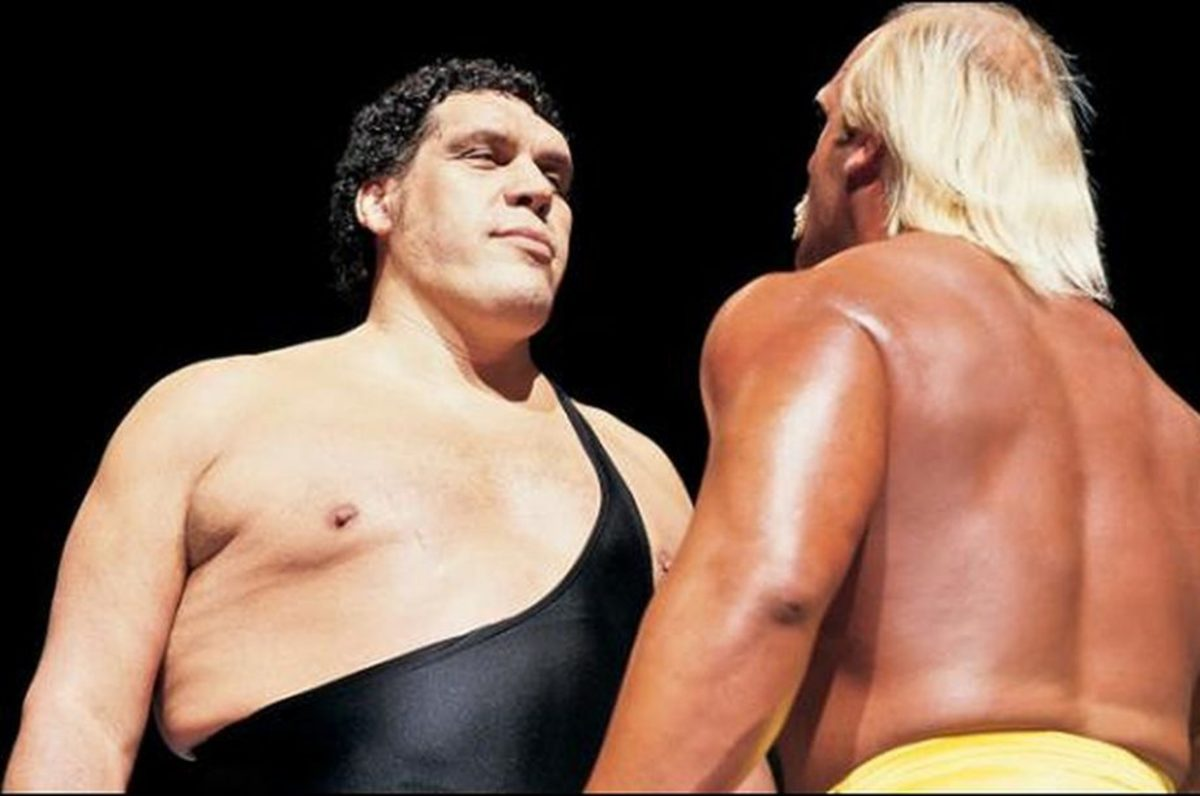 Andre the Giant was a star due his size.
