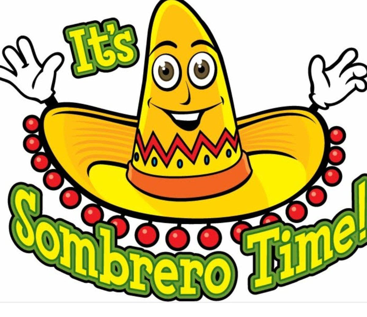 Four strikeouts? It's sombrero time!