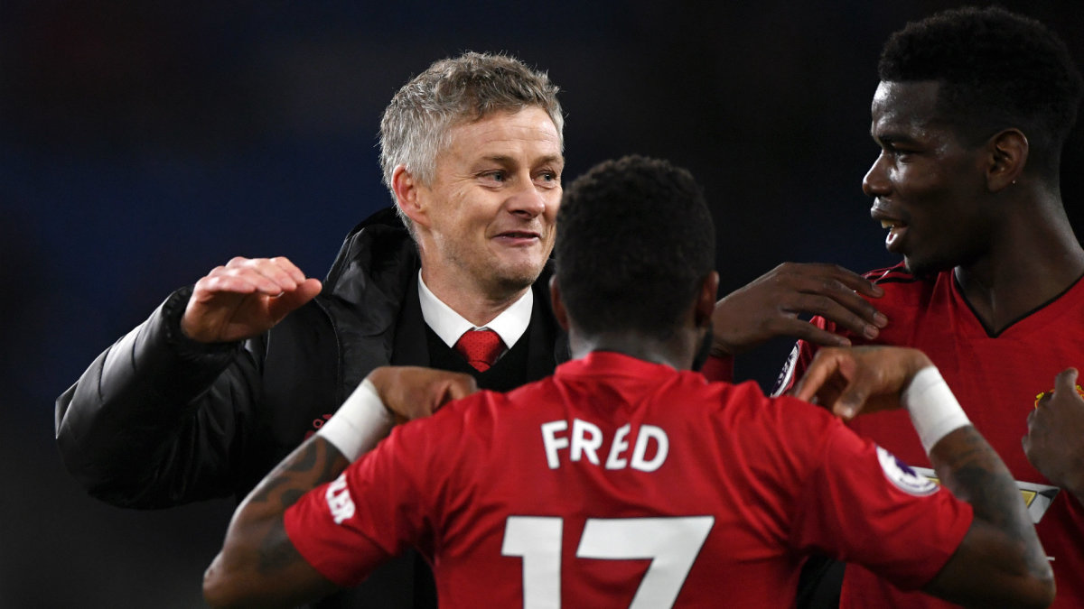 Manchester United are also called the Red Devils.