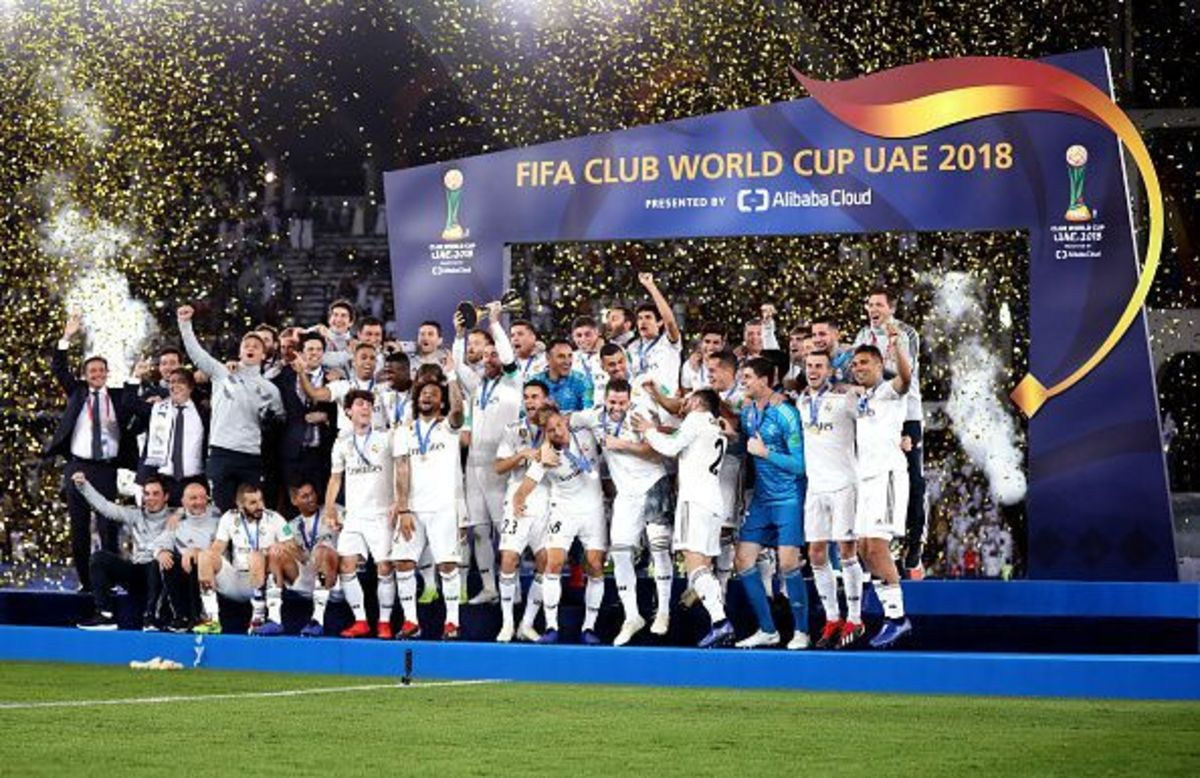 Real Madrid is the most popular team in the world (on social media).