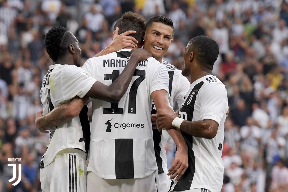 Juventus' social media numbers were given a huge boost by Cristiano Ronaldo's signing.