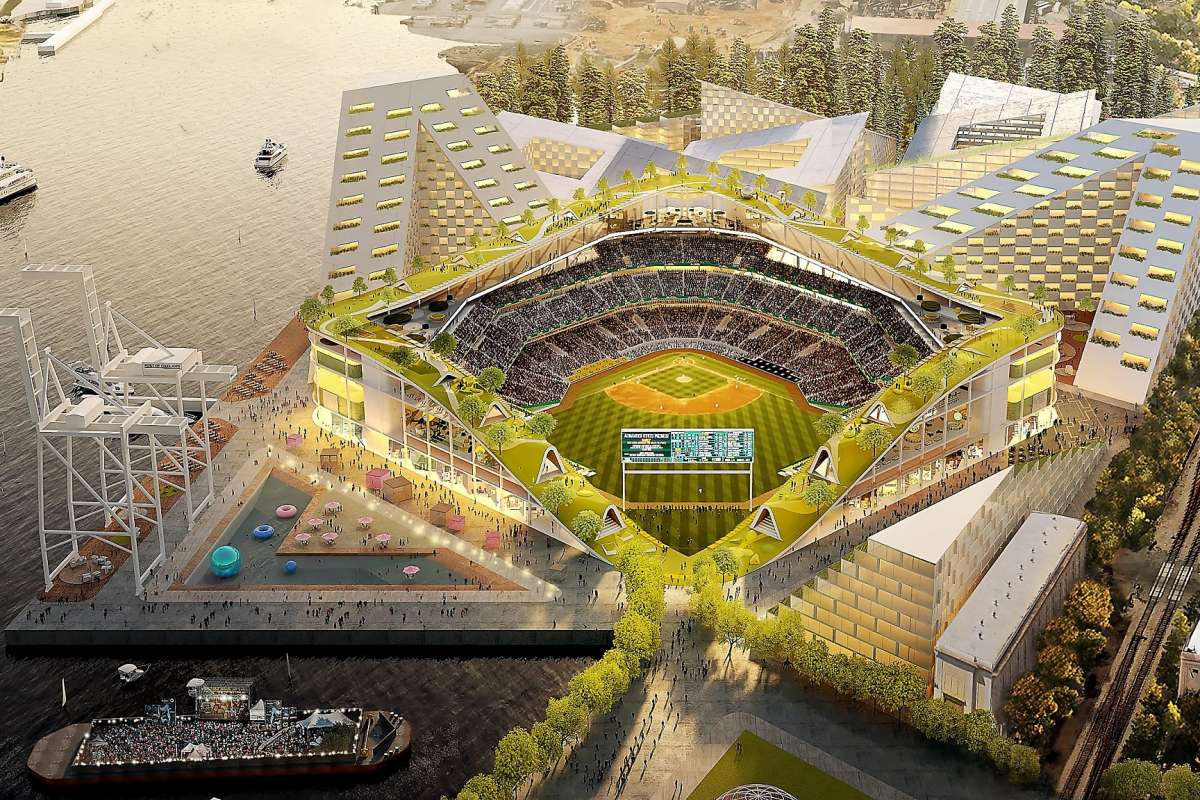 Oakland's Proposed New Ballpark