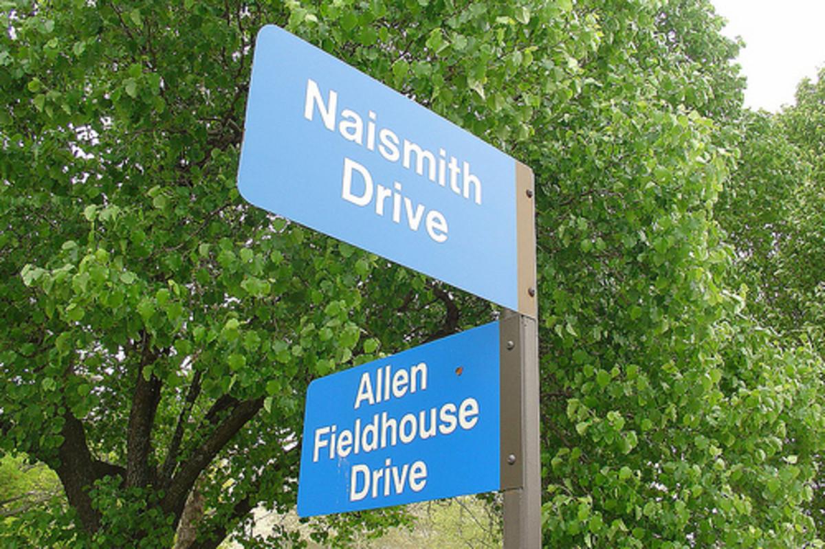 Naismith Drive