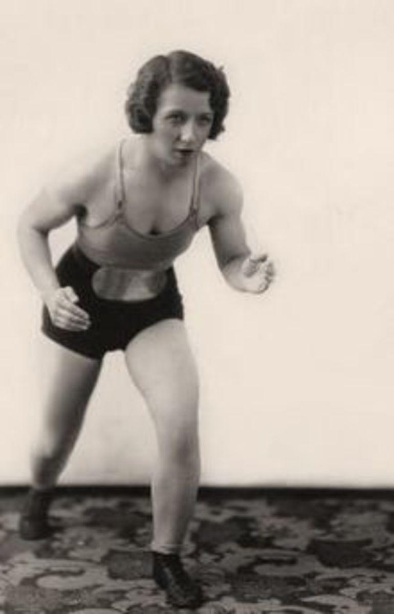 Mildred Burke 1930s