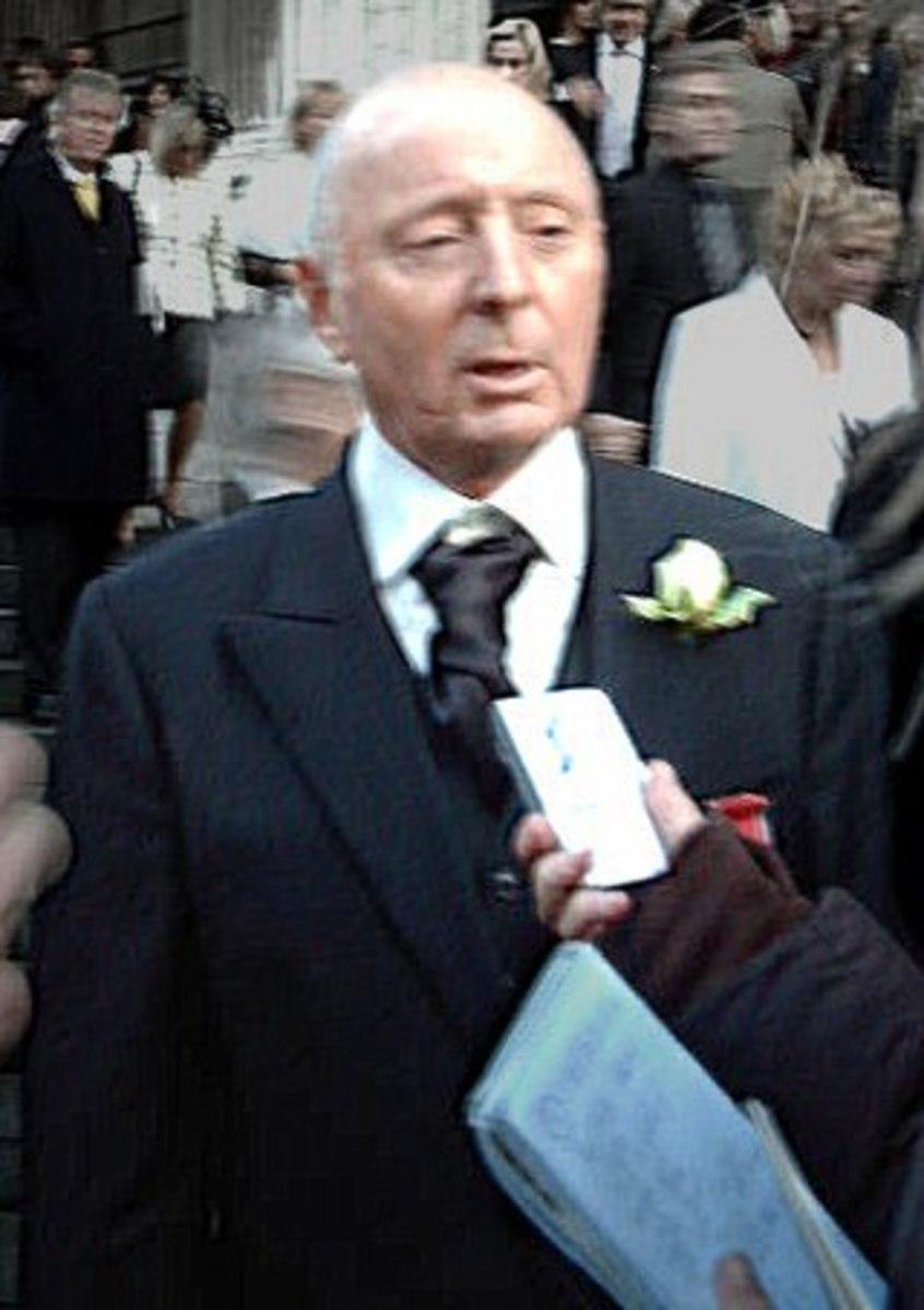 A photograph of Jasper Carrott from 2006.