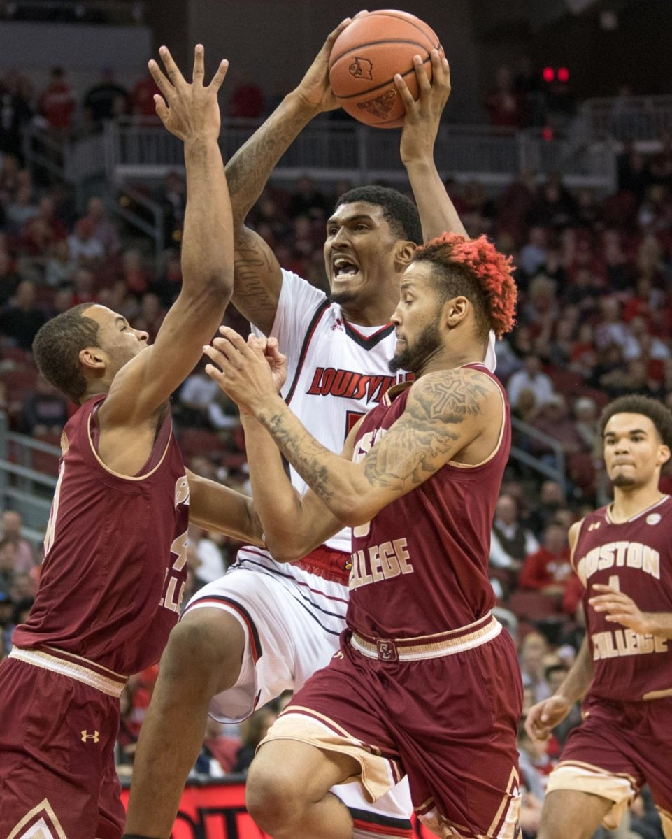 Malik Williams could make an all conference team if he can find enough minutes.